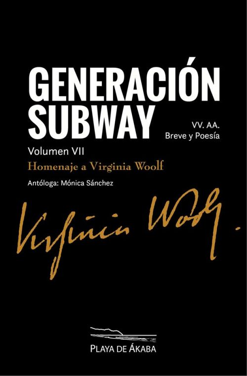 Virginia Woolf Generación Subway VII