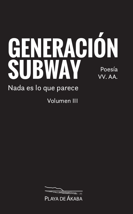 Generación Subway Vol.3