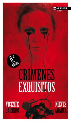 Libro Crímenes exquisitos de Vicente Garrido y Nieves Abarca