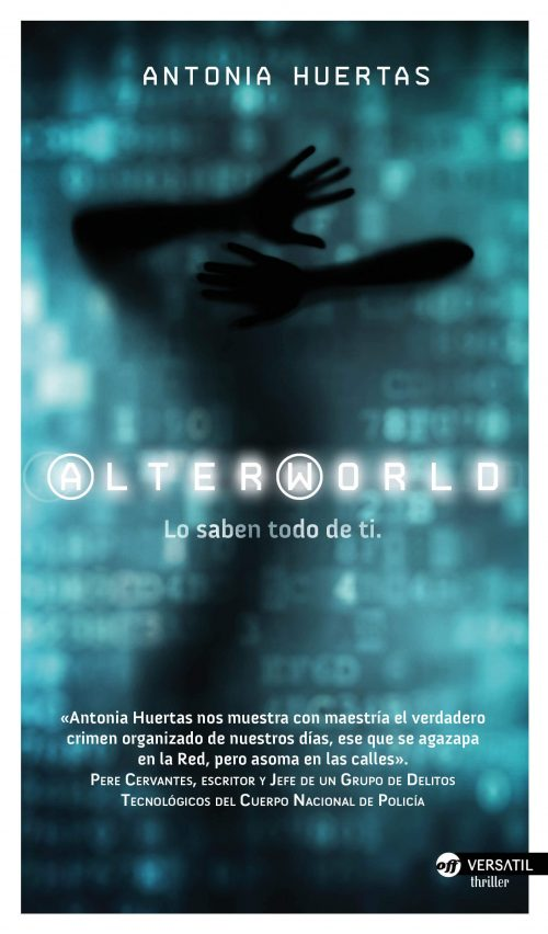 Libro Alterworld de Antonia Huertas